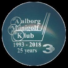 25 years Aalborg Minigolf Klub