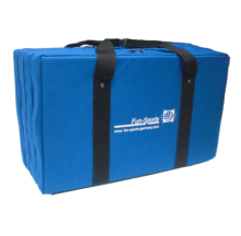 Funsports Ballcontainer royalblau