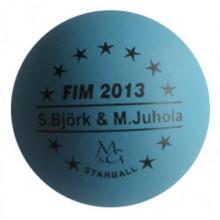 "mg Starball FIM 2013 Seija Björk & Mirva Juhola ""matt"""
