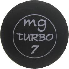 """mg Turbo 7 """"medium"""""""