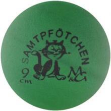 mg Samtpfötchen 03 (9cm)