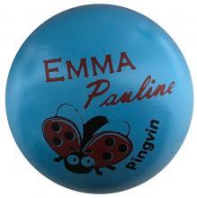 "Pingvin ""Emma Pauline"" lackiert"