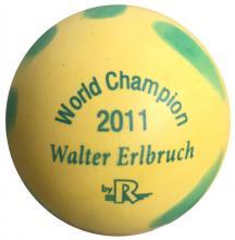 World Champ. 2011 Walter Erlbruch gelb