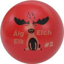 mg Älg - Elch - Elk #2