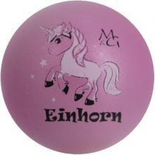 mg Einhorn pink