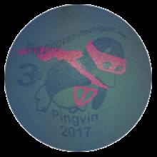 "3D Pingvin ""2017"" KRR"