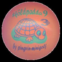 "3D ""Sköldpadda 9"" GX"