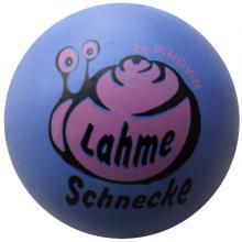 "Pingvin ""Lahme Schnecke"" Mattlack"