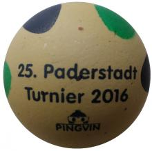 Pingvin 25.Paderstadt-Turnier 2016 Impa-Lack