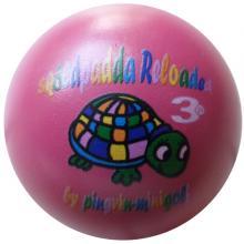 """3D Sköldpadda """"Reloadad"""" ML"""