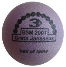 3D BOF BSM 2007 Greta Janssens Raulack