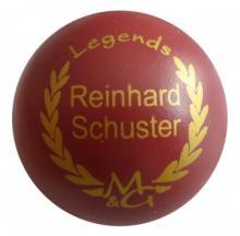 """mg Legends """"Reinhard Schuster"""""""