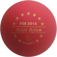 """mg Starball FiM 2015 Seija Björk """"matt"""""""