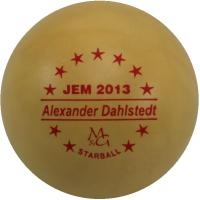 mg Starball JEM 2013 Alexander Dahlstedt
