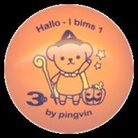 """3D """"I bims 1"""" by Pingvin KR"""