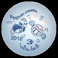 "3D Pingvin ""meets Balla Balla 2018"" KR"